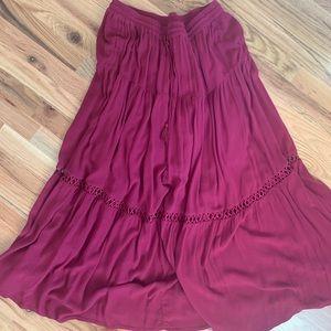 Gap Bohemian Skirt